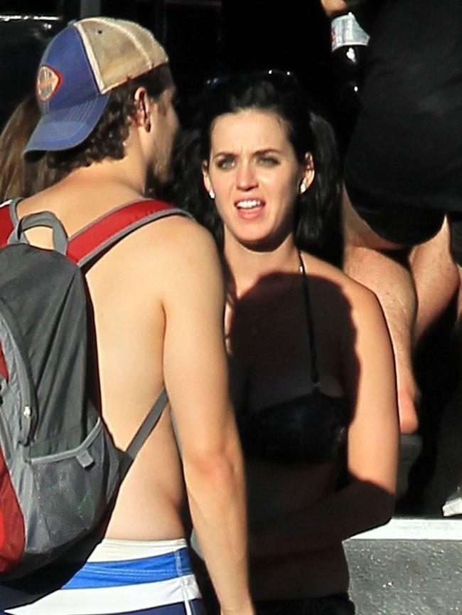 Katy Perry le 12 août 2012 à San Dimas