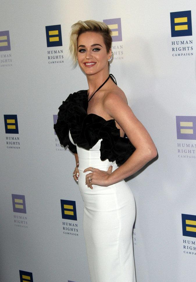 Katy Perry : Elle change (encore) de tête !