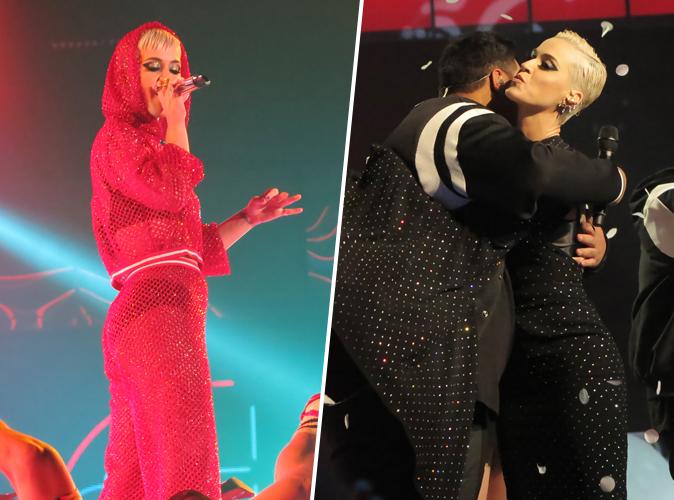 Katy Perry : Elle enflamme la scène de The Voice Australia