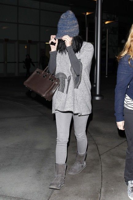 Katy Perry à Hollywood, le 27 novembre 2013.