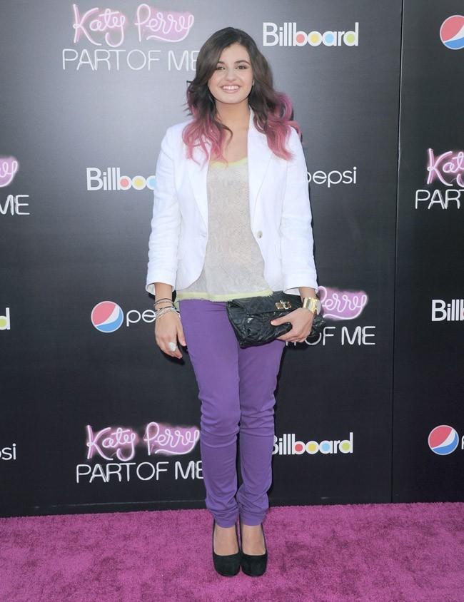 Rebecca Black le 26 juin 2012 à Los Angeles