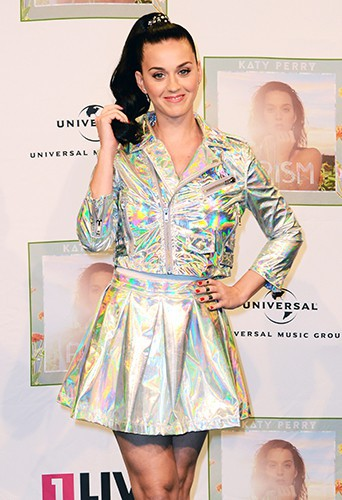 Katy Perry à Cologne le 15 novembre 2013