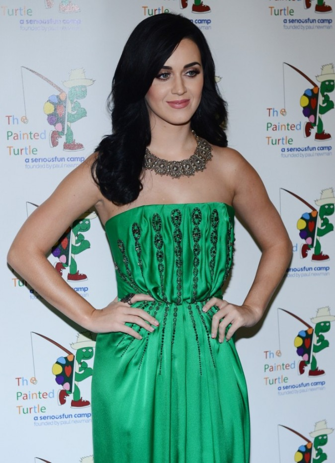 Katy Perry le 4 décembre 2012 à Los Angeles