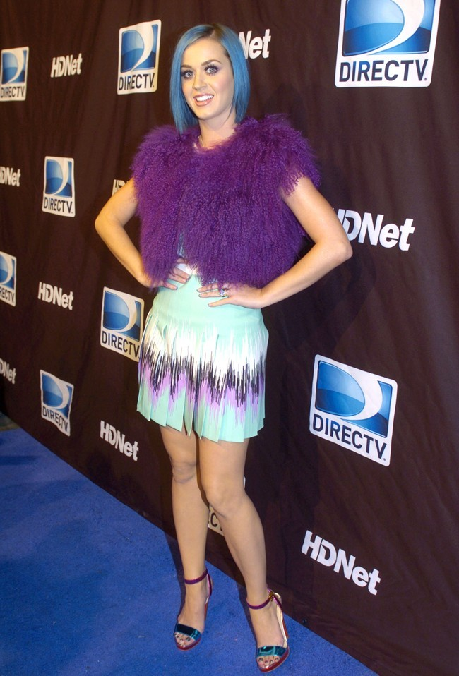 Katy Perry a perdu son mari, mais pas son sens de l'humour !