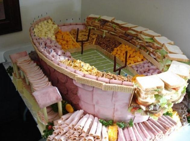 Un stade très appétissant !