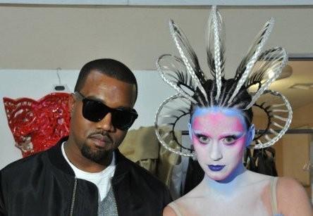 Katy Perry et Kanye West dans le premier visuel promotionnel de son prochain clip E.T..