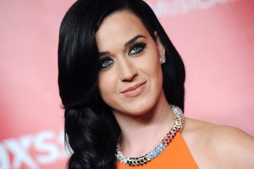 Katy Perry, Los Angeles, 8 février 2013.