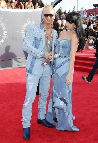 Katy Perry : Riff Raff et elle se la jouent copie conforme avec Britney Spears et Justin Timberlake !