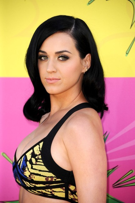 Katy Perry, Los Angeles, 23 mars 2013.