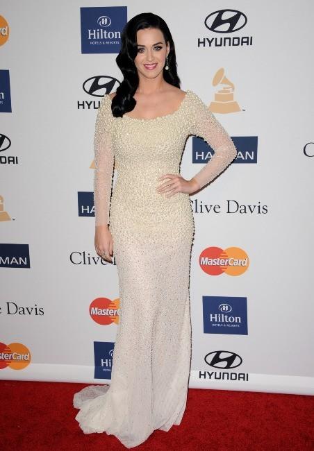 Katy Perry, Los Angeles, 9 février 2013