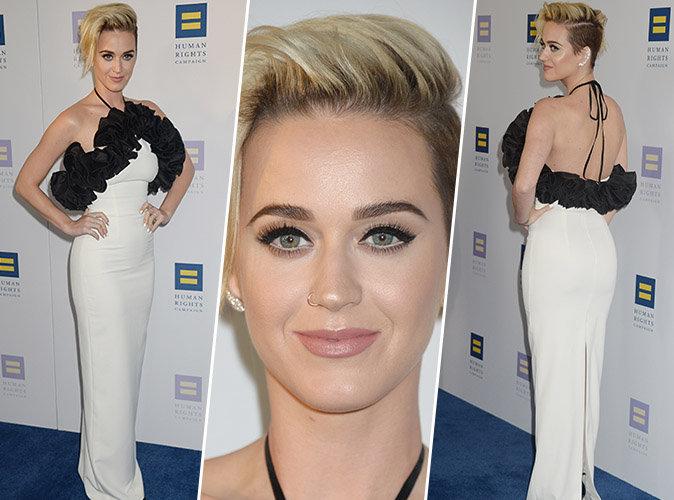 Photos : Katy Perry : Sublime lors d'un gala, elle fait d'étonnantes révélations sur son homosexualité !