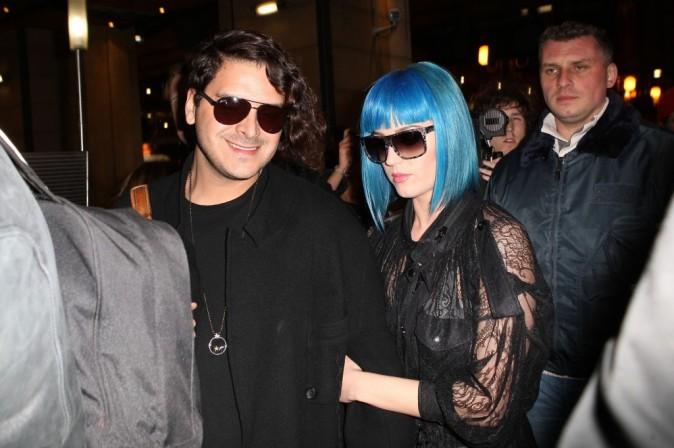 Katy débarque à Paris !
