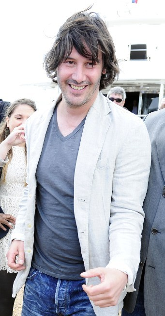 Keanu Reeves, négligé sur la Croisette