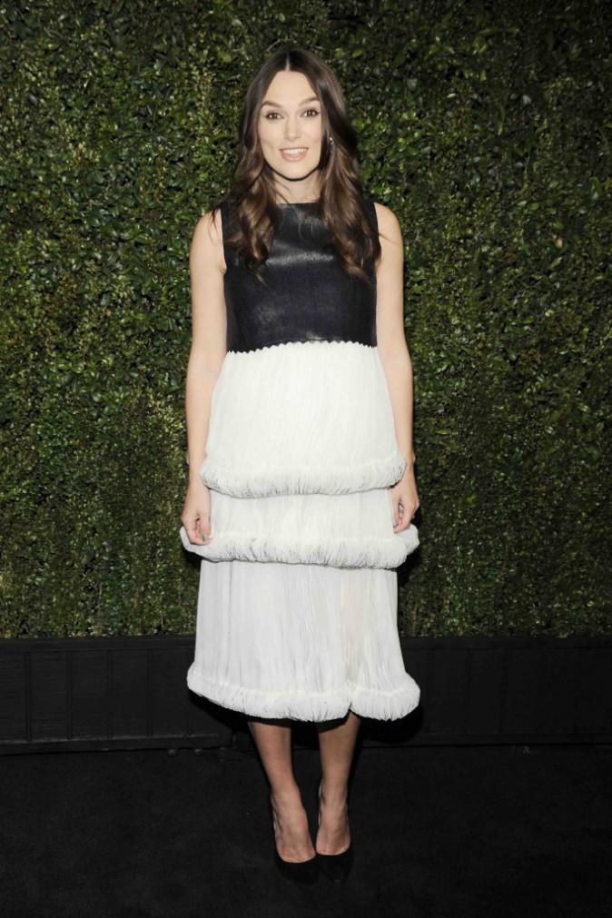 Keira Knightley, Kristen Stewart, Lily Allen : toutes superbes en Chanel avant les Oscars !