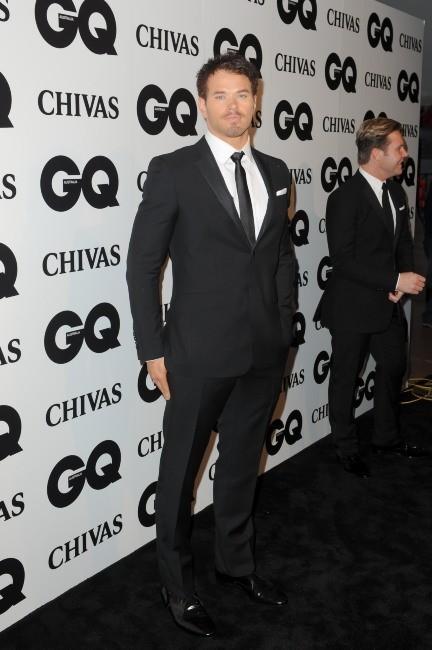 Kellan Lutz lors de la soirée GQ à Sydney, le 21 novembre 2011.
