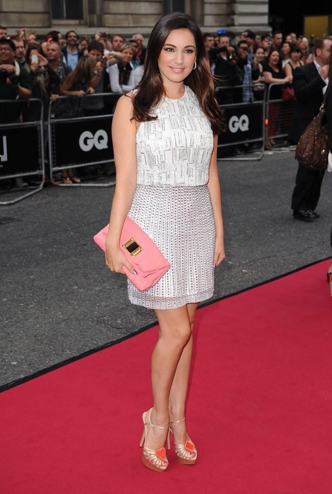 Kelly Brook le 4 septembre 2012 à Londres