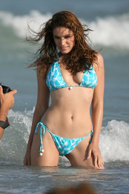 Kelly Brook en 2007