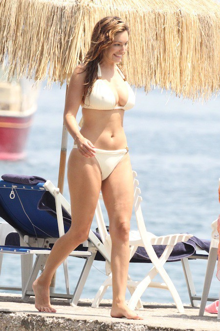 Kelly Brook en 2011
