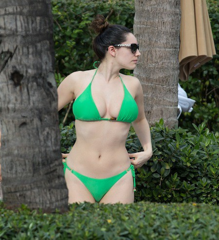 Kelly Brook en 2013