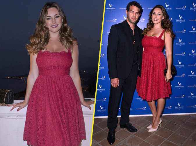 Kelly Brook présente officiellement son boyfriend Jeremy Parisi !