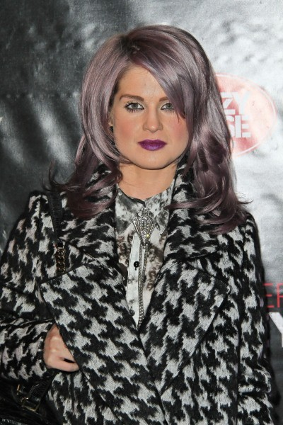 Kelly Osbourne, Londres, 19 septembre 2012.