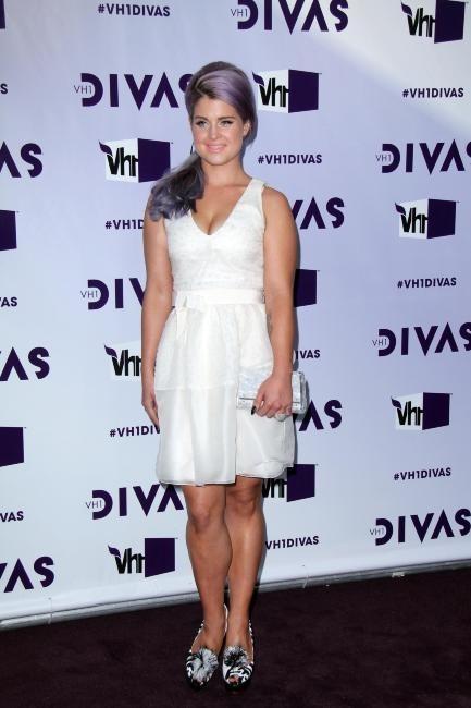 Kelly Osbourne lors du concert VH1 Divas à Los Angeles, le 16 décembre 2012.