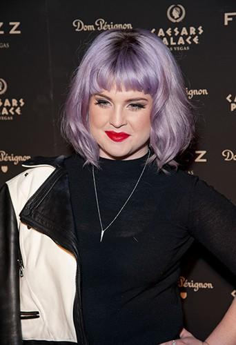 Kelly Osbourne à Las Vegas le 28 mars 2014