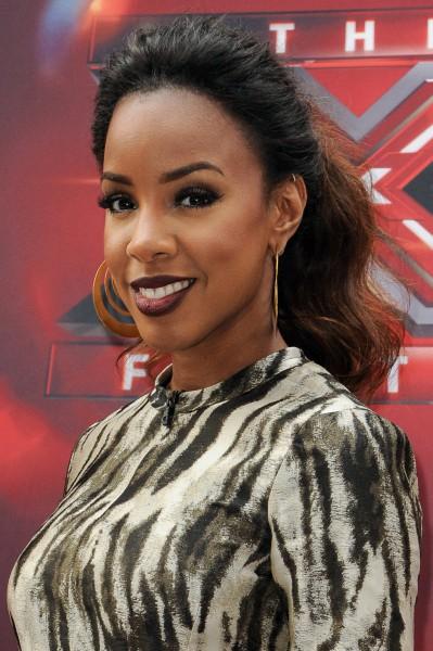 Kelly Rowland lors des nouvelles auditions de X-Factor à Los Angeles, le 11 juillet 2013.