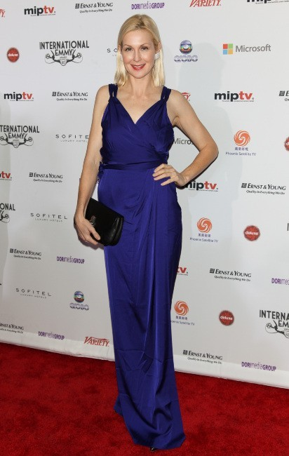 Kelly Rutherford lors de la soirée 40th International Emmy Awards à New York, le 19 novembre 2012.