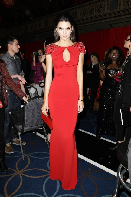 Kendall Jenner le 6 février 2013 à New York