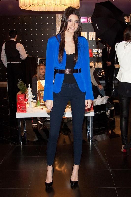 Kendall Jenner, Las Vevas, 15 décembre 2012.