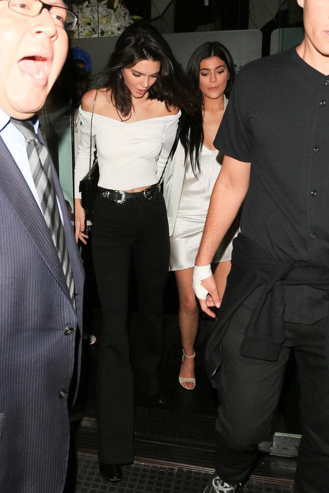 Photos : Kendall et Kylie Jenner : rien ne les atteint !