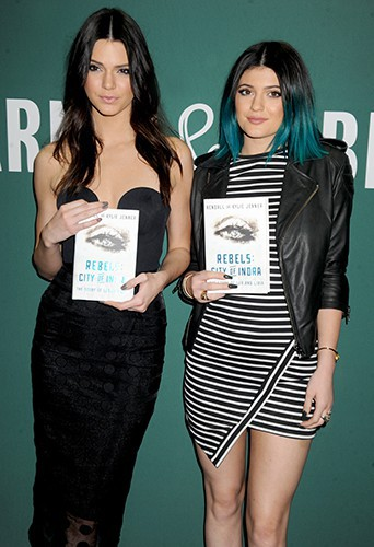Kendall et Kylie Jenner à New York le 4 juin 2014