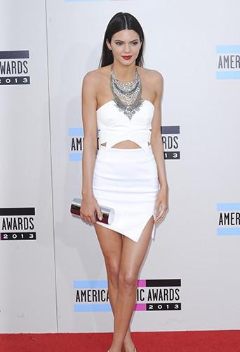 Kendall Jenner à Los Angeles le 24 novembre 2013