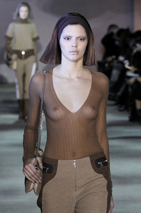 Kendall Jenner pour Marc Jacobs