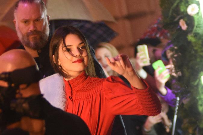 Photos : Kendall Jenner : alerte rouge à Rome !