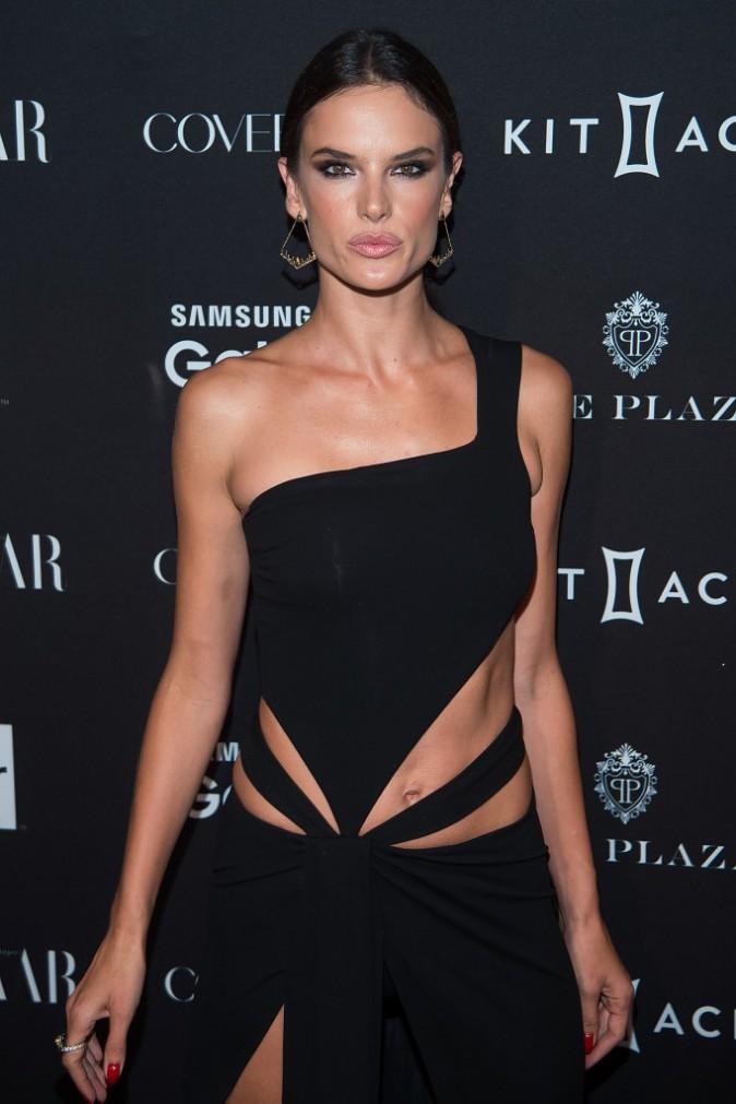 Alessandra Ambrosio le 16 septembre 2015
