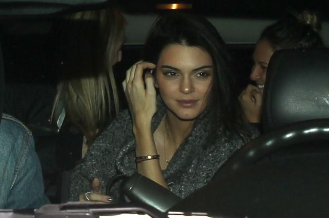 Photos : Kendall Jenner : après Chris Brown, elle se rapproche de Drake... Nouvelle Rihanna ?