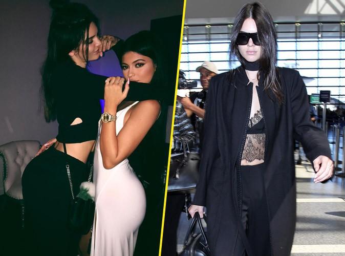 Kendall et Kylie Jenner le 27-28 septembre 2015