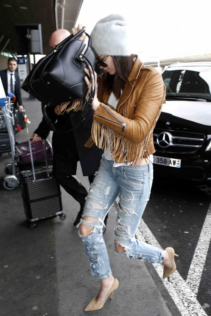 Kendall Jenner : aussi stylée dans la rue que sur les podiums !