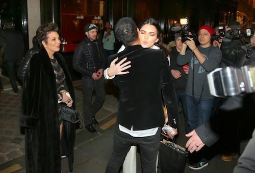 Photos : Kendall Jenner : complètement sous le charme d'Olivier Rousteing !