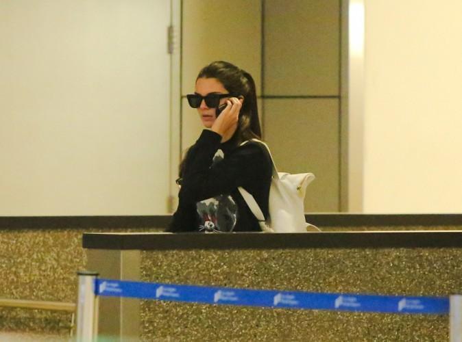 Kendall Jenner à Los Angeles le 20 août 2014