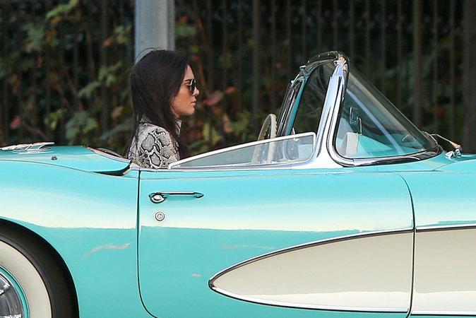 Kendall Jenner, un mannequin de taille !