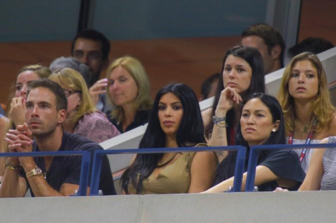 Kendall Jenner, Kim Kardashian, Gigi Hadid et Joe Jonas le 8 septembre 2015