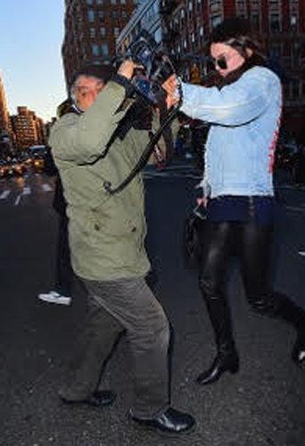 Photos : Kendall Jenner : fight en pleine rue !
