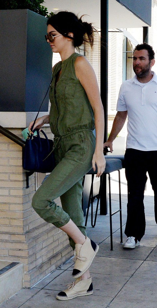 Kendall Jenner le 20 avril 2015