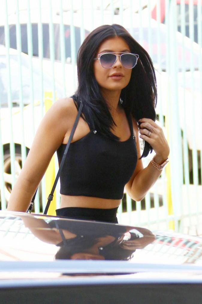 Kylie Jenner le 28 juillet 2015