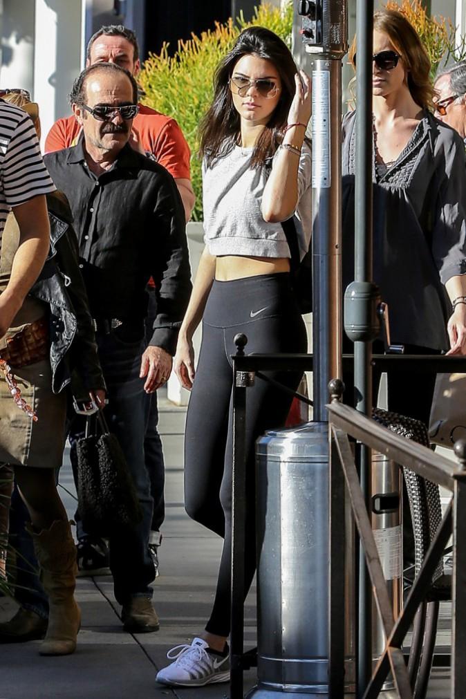Kendall Jenner le 5 janvier 2015