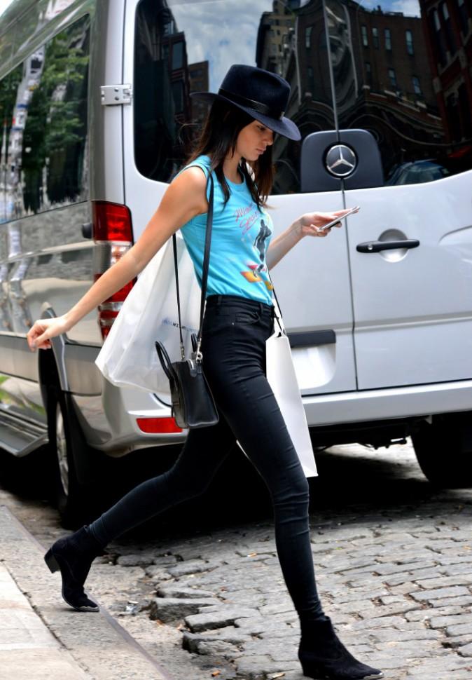 Kendall Jenner : Tatouée ? Finalement, c'est peut-être elle la bad girl de la famille...