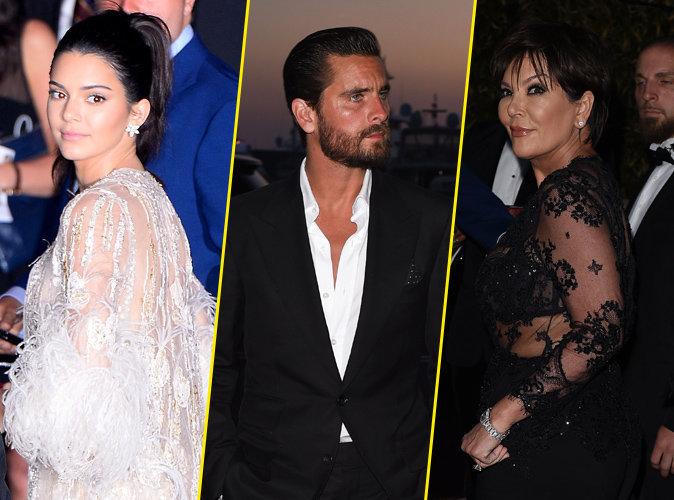 Les Jenner/Disick à Cannes le 16 mai 2016